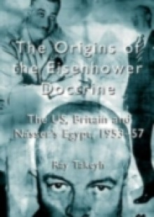Обложка книги  - Origins of the Eisenhower Doctrine