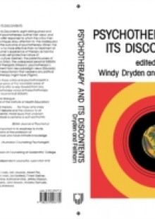 Обложка книги  - Psychotherapy And Its Discontents