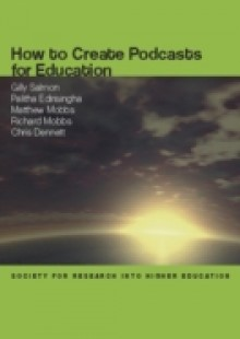Обложка книги  - How To Create Podcasts For Education