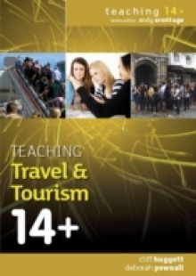 Обложка книги  - Teaching Travel And Tourism 14+
