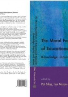 Обложка книги  - The Moral Foundations Of Educational Research