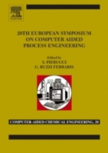 Обложка книги  - 20th European Symposium of Computer Aided Process Engineering