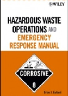 Обложка книги  - Hazardous Waste Operations and Emergency Response Manual