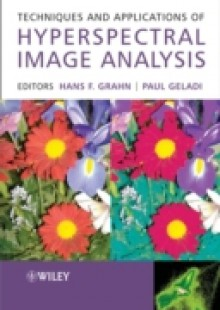 Обложка книги  - Techniques and Applications of Hyperspectral Image Analysis