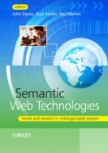 Обложка книги  - Semantic Web Technologies