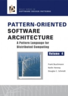 Обложка книги  - Pattern-Oriented Software Architecture, A Pattern Language for Distributed Computing