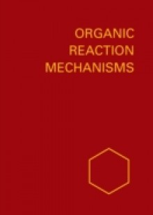 Обложка книги  - Organic Reaction Mechanisms 1989