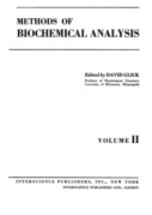 Обложка книги  - Methods of Biochemical Analysis, Volume 2