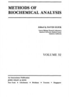 Обложка книги  - Methods of Biochemical Analysis, Volume 32