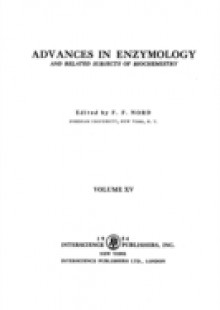 Обложка книги  - Advances in Enzymology and Related Areas of Molecular Biology, Volume 15