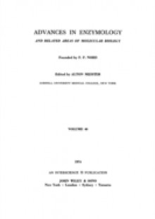 Обложка книги  - Advances in Enzymology and Related Areas of Molecular Biology, Volume 40