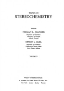 Обложка книги  - Topics in Stereochemistry, Volume 6