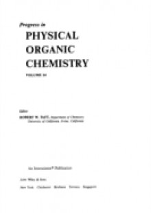 Обложка книги  - Progress in Physical Organic Chemistry, Volume 14