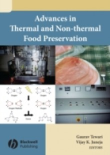 Обложка книги  - Advances in Thermal and Non-Thermal Food Preservation
