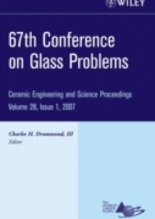 Обложка книги  - 67th Conference on Glass Problems