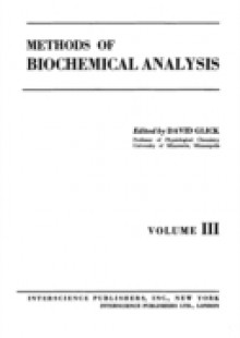 Обложка книги  - Methods of Biochemical Analysis, Volume 3
