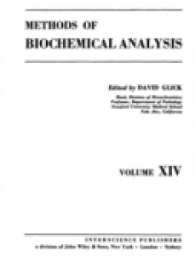 Обложка книги  - Methods of Biochemical Analysis, Volume 14