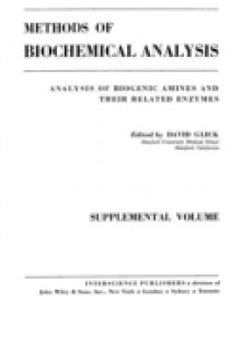Обложка книги  - Analysis of Biogenic Amines and Their Related Enzymes