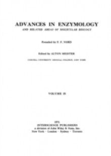 Обложка книги  - Advances in Enzymology and Related Areas of Molecular Biology, Volume 35