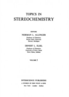 Обложка книги  - Topics in Stereochemistry, Volume 2