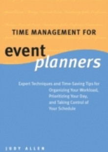 Обложка книги  - Time Management for Event Planners