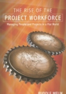Обложка книги  - Rise of the Project Workforce