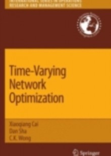 Обложка книги  - Time-Varying Network Optimization