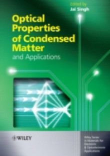 Обложка книги  - Optical Properties of Condensed Matter and Applications
