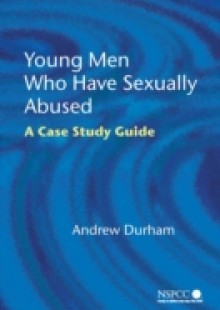 Обложка книги  - Young Men Who Have Sexually Abused