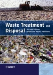 Обложка книги  - Waste Treatment and Disposal