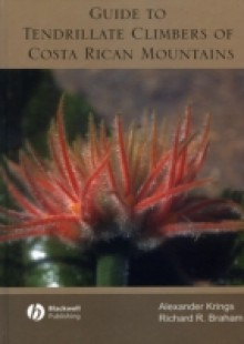 Обложка книги  - Guide to Tendrillate Climbers of Costa Rican Mountains