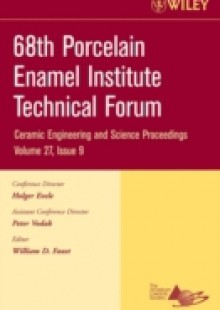 Обложка книги  - 68th Porcelain Enamel Institute Technical Forum, Volume 27 Issue 9