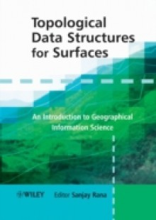 Обложка книги  - Topological Data Structures for Surfaces