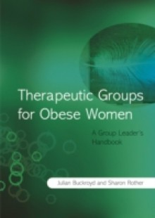 Обложка книги  - Therapeutic Groups for Obese Women