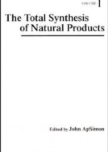 Обложка книги  - Total Synthesis of Natural Products, Volume 1