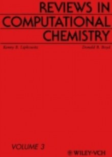 Обложка книги  - Reviews in Computational Chemistry, Volume 3