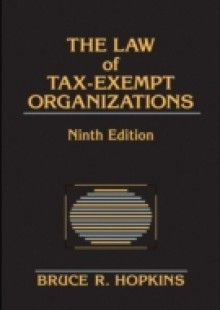 Обложка книги  - Law of Tax-Exempt Organizations