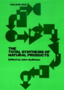 Обложка книги  - Total Synthesis of Natural Products, Volume 9