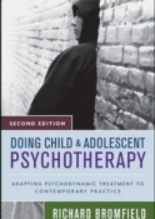 Обложка книги  - Doing Child and Adolescent Psychotherapy