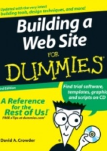 Обложка книги  - Building a Web Site For Dummies