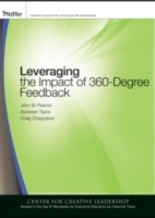 Обложка книги  - Leveraging the Impact of 360-degree Feedback