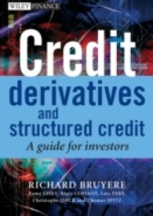 Обложка книги  - Credit Derivatives and Structured Credit