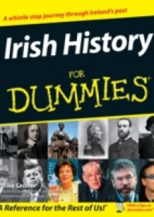 Обложка книги  - Irish History For Dummies