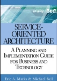 Обложка книги  - Service Oriented Architecture (SOA)