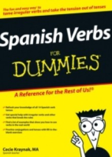 Обложка книги  - Spanish Verbs For Dummies