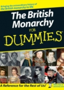 Обложка книги  - British Monarchy For Dummies