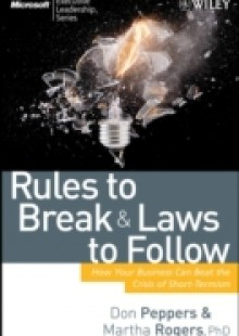Обложка книги  - Rules to Break and Laws to Follow