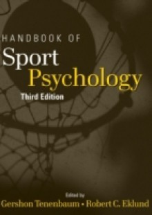 Обложка книги  - Handbook of Sport Psychology