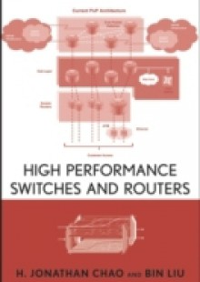 Обложка книги  - High Performance Switches and Routers