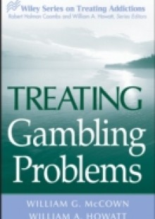 Обложка книги  - Treating Gambling Problems